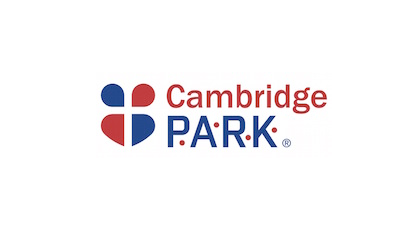 Logo Cambidge Park